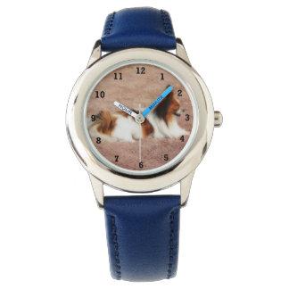 Perro #1 relojes