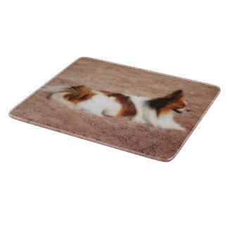Perro #1 tabla de cortar