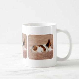 Perro #1 taza clásica
