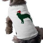 Perro achaparrado del ganado de la cola camisas de perritos