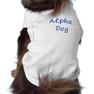 Perro alfa ropa de perros