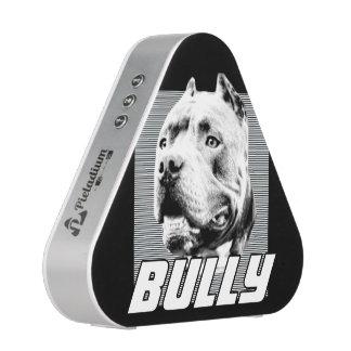 Perro americano del matón altavoz bluetooth