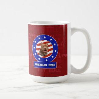 Perro americano tazas de café