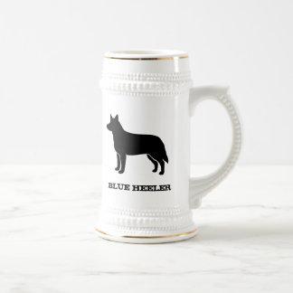 Perro australiano del ganado taza de café