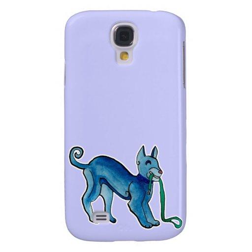 Perro azul céltico funda para galaxy s4