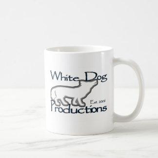 Perro blanco - taza