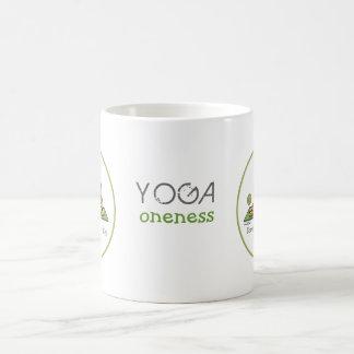Perro boca abajo - taza de la yoga