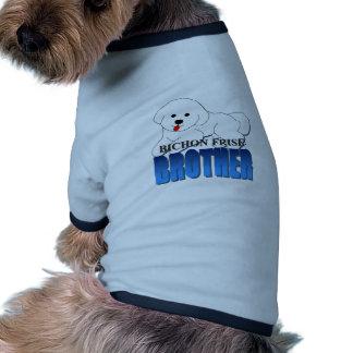 Perro Brother de Bichon Frise Ropa Para Mascota