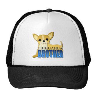 Perro Brother de la chihuahua Gorras De Camionero