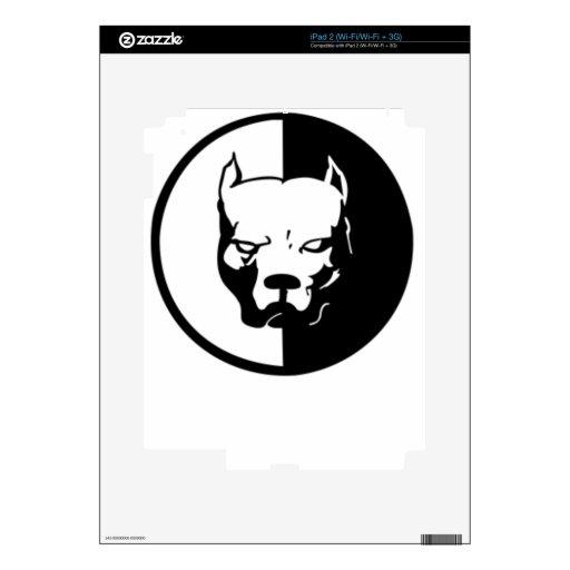 Perro Calcomanías Para iPad 2