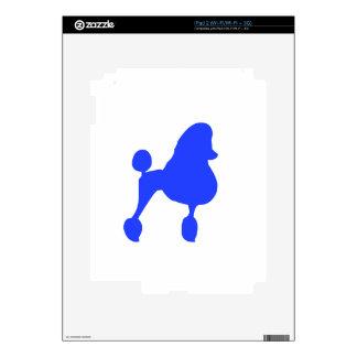 Perro/caniche Calcomanías Para iPad 2