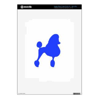 Perro/caniche iPad 3 Pegatina Skin