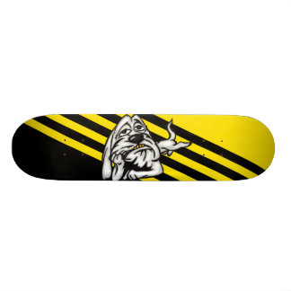 Perro cansado patinetas personalizadas