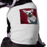 Perro+Casa Camisetas De Mascota