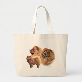 Perro chino de perro chino bolsa