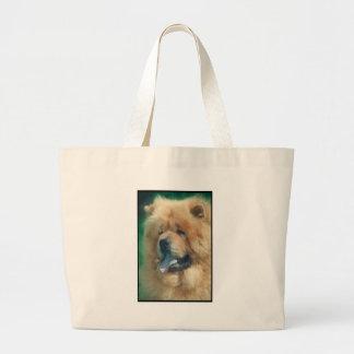 Perro chino de perro chino bolsas