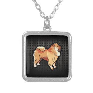 Perro chino de perro chino del Grunge Grimpola Personalizada