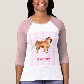 Perro chino de perro chino lindo camiseta