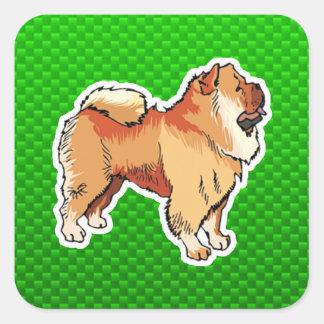 Perro chino de perro chino verde