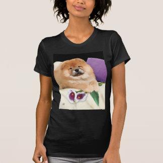 Perro chino del heARTdog de CALLIE Camiseta