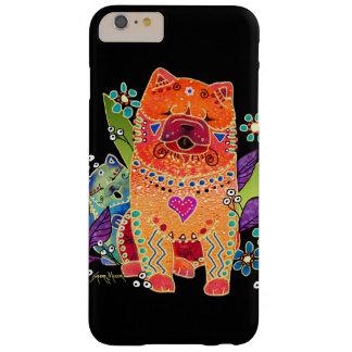 Perro chino liso de BINDI - elija su modelo Funda Barely There iPhone 6 Plus