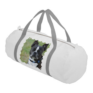 Perro clásico de Boston Terrier Bolsa De Deporte