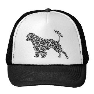 Perro de agua portugués gorras de camionero