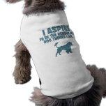 Perro de agua portugués ropa de mascota