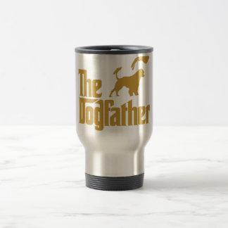 Perro de agua portugués tazas de café