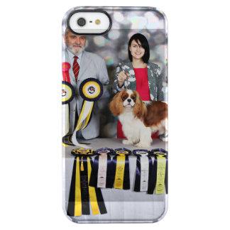 Perro de aguas de rey Charles arrogante - Tommy Funda Clearly™ Deflector Para iPhone 5 De Uncommon