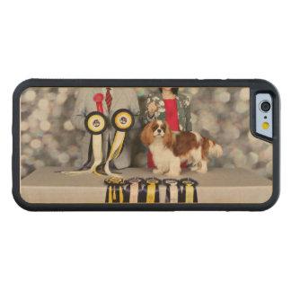 Perro de aguas de rey Charles arrogante - Tommy Funda De iPhone 6 Bumper Arce