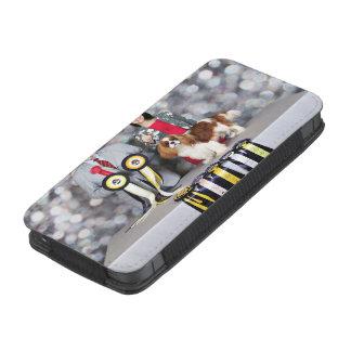 Perro de aguas de rey Charles arrogante - Tommy Funda Para iPhone 5