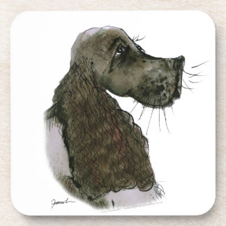 Perro de aguas de saltador, fernandes tony posavasos