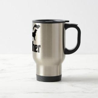 Perro de aguas de saltador galés tazas de café