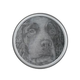 Perro de aguas de saltador inglés altavoz bluetooth
