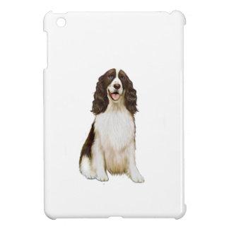 Perro de aguas de saltador inglés b - hígado y b iPad mini protector