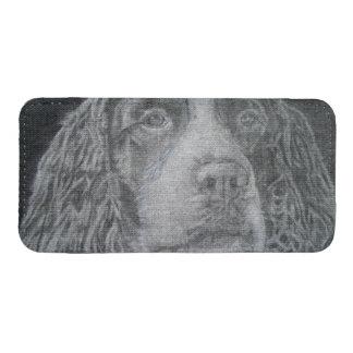 Perro de aguas de saltador inglés bolsillo para iPhone