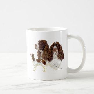 Perro de aguas de saltador inglés taza