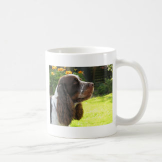 Perro de aguas de saltador inglés tazas de café