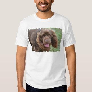 Perro de aguas de Sussex Remeras