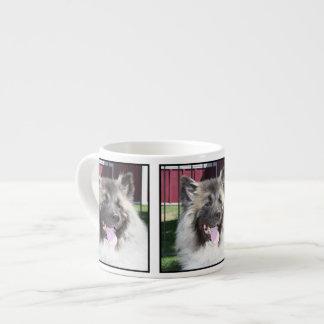 Perro de Akita Taza De Espresso