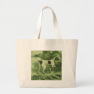 Perro de caza bolsas