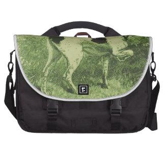 Perro de caza bolsas de ordenador