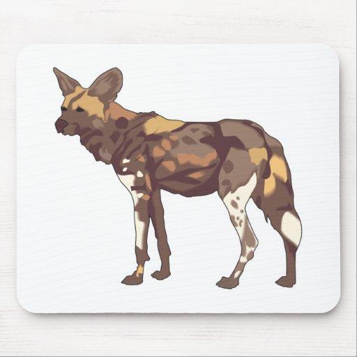 perro de caza del cabo alfombrilla de ratones