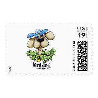 Perro de caza - sin bckgrnd sello