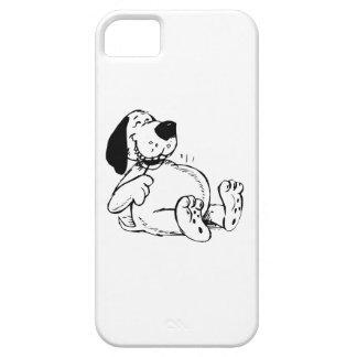 Perro de grasa natural iPhone 5 cobertura