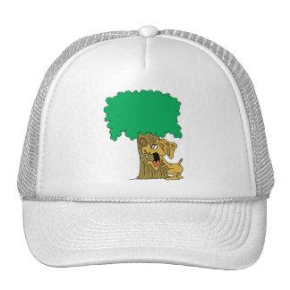 Perro de Hugger del árbol Gorro