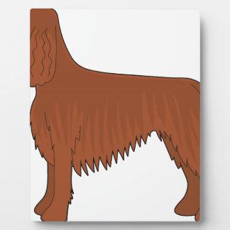 Perro de Irish Setter
