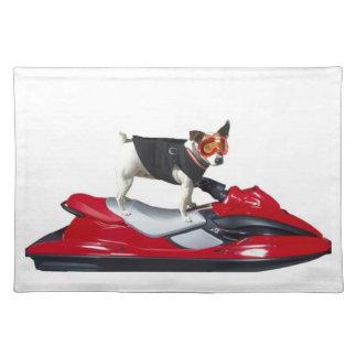 Perro de Jack Russell Terrier Manteles Individuales