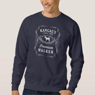 Perro de Kangal Sudadera
